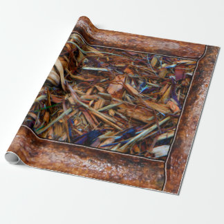 Rustic Wood Chips