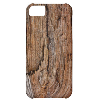 Rustic wood iPhone 5C cases
