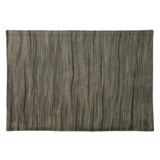 Rustic Wood Look Pattern Mat