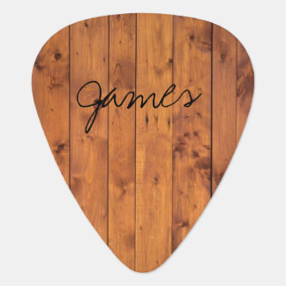 Rustic Wood Name Pick
