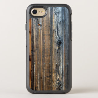 Rustic Wood OtterBox Symmetry iPhone 8/7 Case