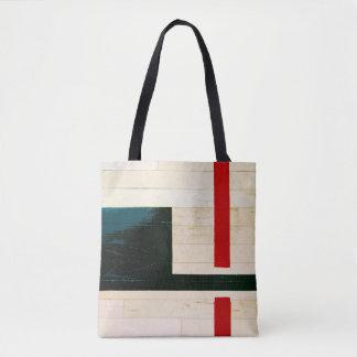 Rustic Wooden Floor Lines and Markings Tote Bag