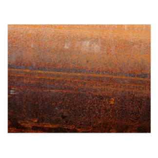 Rusting Gold Postcard