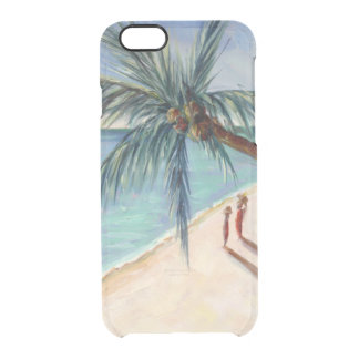 Rustling Palm 2004 Clear iPhone 6/6S Case