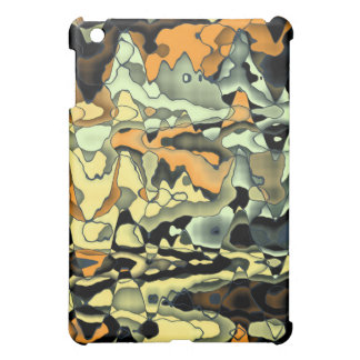 Rusty abstract cover for the iPad mini