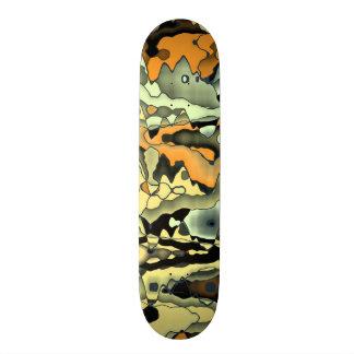 Rusty abstract skate decks