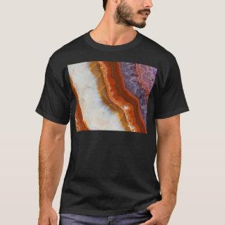 Rusty Amethyst Agate T-Shirt