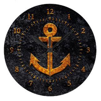 Rusty Anchor Clocks