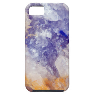 Rusty Blue Quartz Crystal iPhone 5 Covers