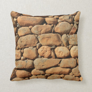 Rusty Bown Stone Pillow
