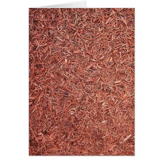 rusty brown art burn smoke Abstract Antique Junk S Card