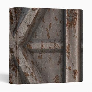 Rusty Container - Beige - Binder