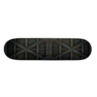 Rusty Container - Black - Skate Decks