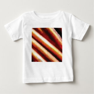 rusty copper tubes baby T-Shirt