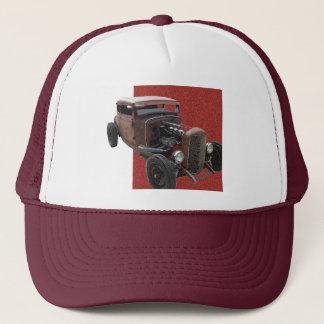 Rusty Coupe Trucker Hat