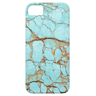 Rusty Cracked Turquoise iPhone 5 Case