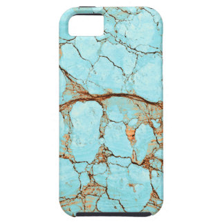 Rusty Cracked Turquoise iPhone 5 Cases