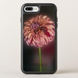 Rusty Dahlia Cell OtterBox Symmetry iPhone 7 Plus Case