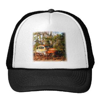 Rusty Forties 2-Door Coupe Trucker Hat