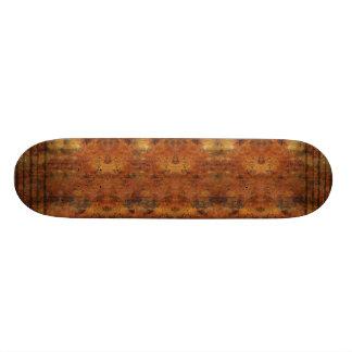 Rusty Grunge Skateboard