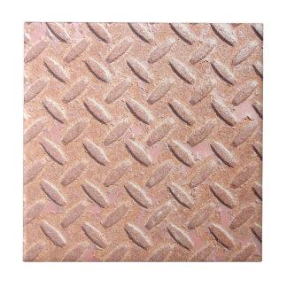 Rusty Iron Tread Tiles