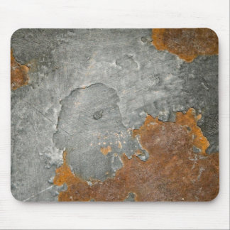Rusty metal 2 mouse pad