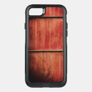 Rusty Metal Door OtterBox Commuter iPhone 8/7 Case