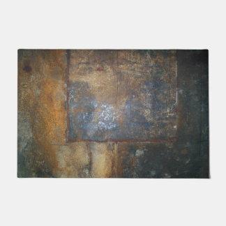 Rusty Metal Doormat