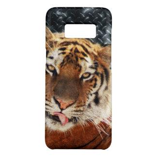 Rusty Metal Grunge Tiger Case-Mate Samsung Galaxy S8 Case