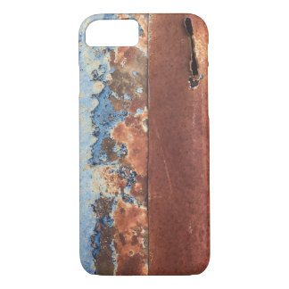 Rusty metal phone case
