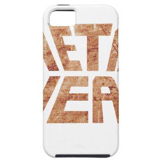 Rusty MetalHead iPhone 5 Cases