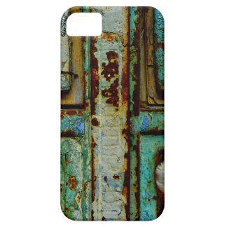 Rusty mobile case. iPhone 5 cases