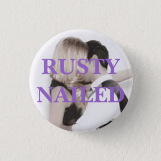 Rusty Nailed Button
