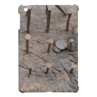 rusty nails cover for the iPad mini