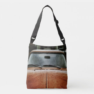 Rusty Old Car Bug Photo All Over Tote