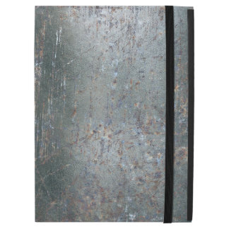 "Rusty Old Scrathed Grunge Metal Steel iPad Pro 12.9"" Case"