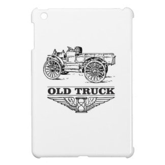 rusty old truck iPad mini cases