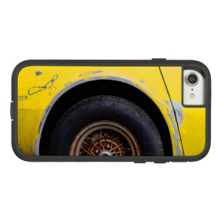 Rusty Roadmaster Tire, Peeling Yellow Painted Car Case-Mate Tough Extreme iPhone 8/7 Case