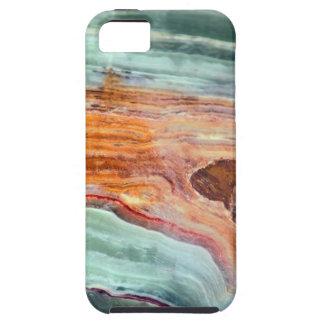 Rusty Sagey Minty Quartz iPhone 5 Case