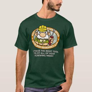 Rusty Screwdriver Shirt