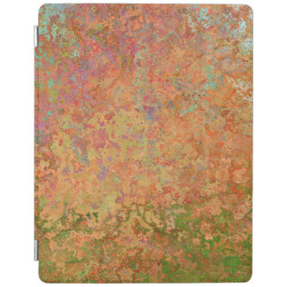 Rusty sheet iPad cover