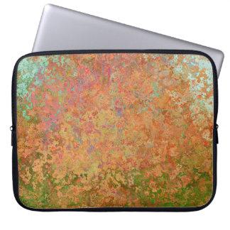Rusty sheet laptop sleeve