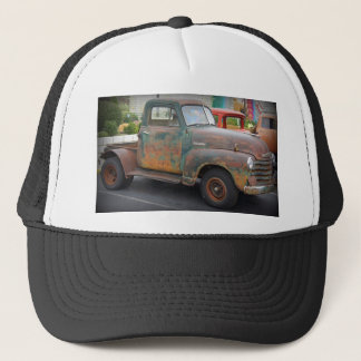 Rusty Short Bed Trucker Hat