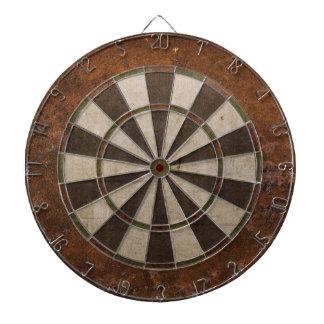Rusty Steampunk Dartboard
