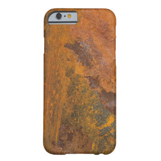 Rusty steel barely there iPhone 6 case
