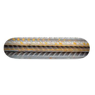 Rusty Steel Bars Pattern Skate Decks
