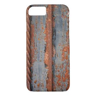 rusty style design iPhone 7 hard case