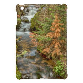 Rusty The Pine Tree and The Flowing Stream Case For The iPad Mini