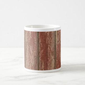 Rusty Weathered Board Coffee Mug