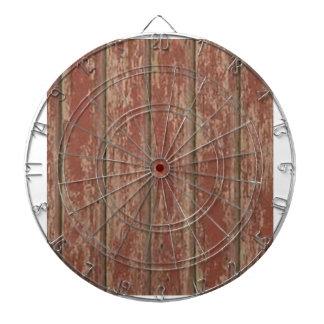 Rusty Weathered Board Dartboard